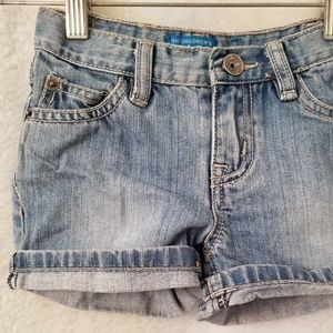 The Children's Place Adjustable Waist Jean Shorts